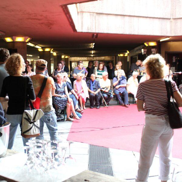 BDA Köln Jahresempfang, Ebertplatzpassage, Juni 2018, Foto: Helle Habenicht