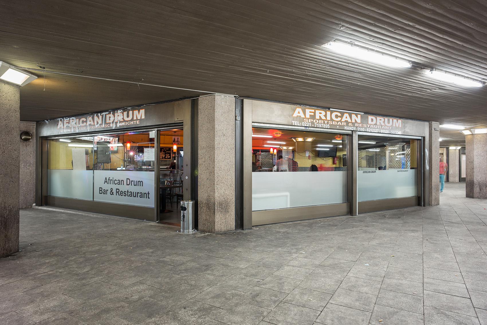 African Drum Köln