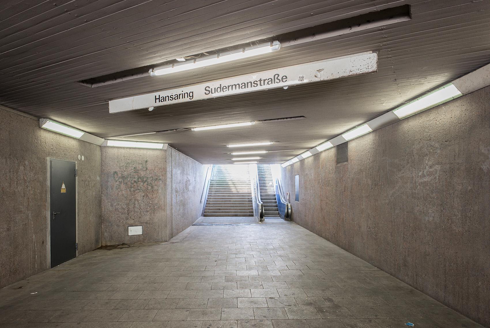 Hansaring / Ecke Sudermannstraße, Foto: M. Plüddemann