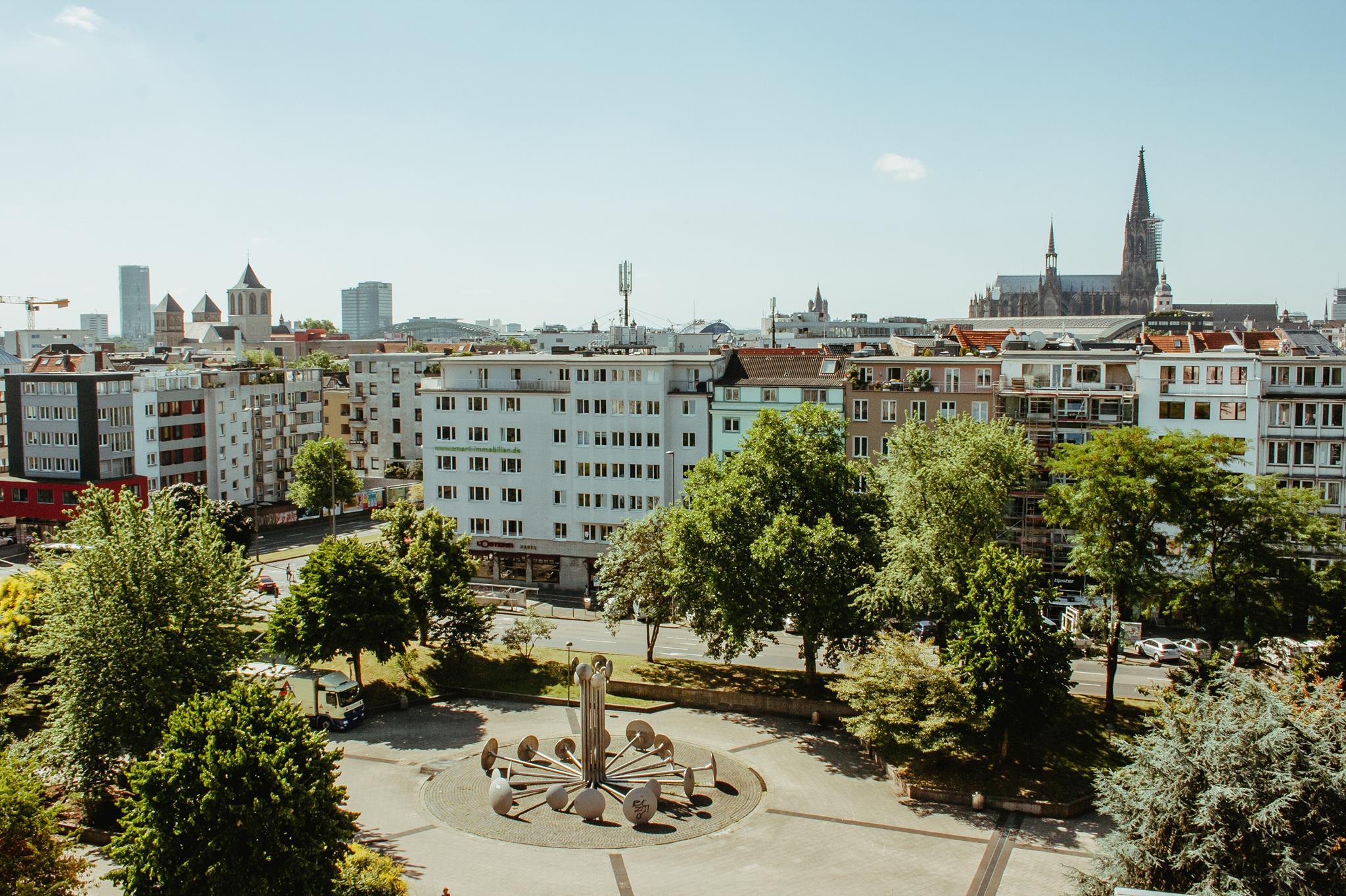 Ebertplatz Köln Heute