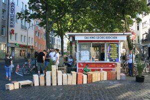 #platznehmen, Tag des Guten Lebens, Köln, Juli 2018, Foto: Olga Funk