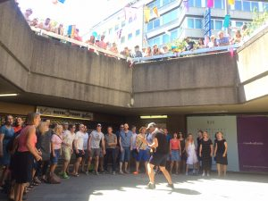Tag des Guten Lebens, Köln, Juli 2018, Foto: Nadine Müseler
