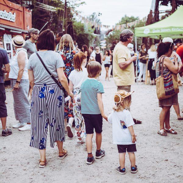 Helios + Selene, Markt für Gutes Leben, Foto von Montilla