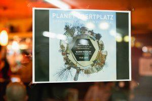 Planet Ebertplatz l, Januar 2019, Ebertplatzpassage, Foto: Astrid Piethan