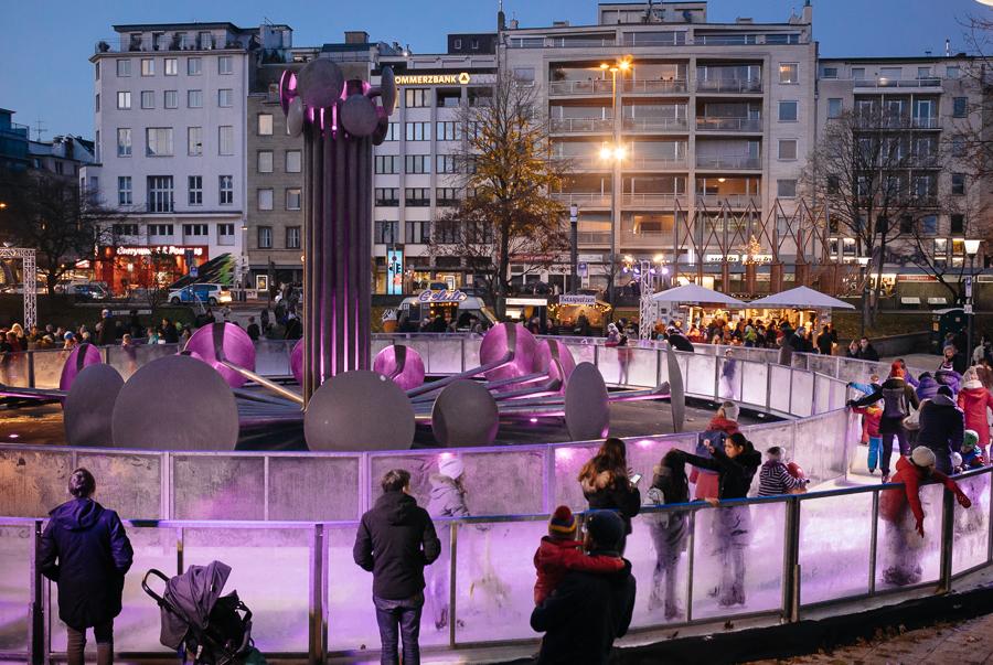 Eisbahn 2019 || Foto: Astrid Piethan