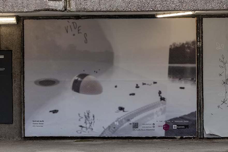 "Orpheo Winter ""tout est œufs"" | März 2021"