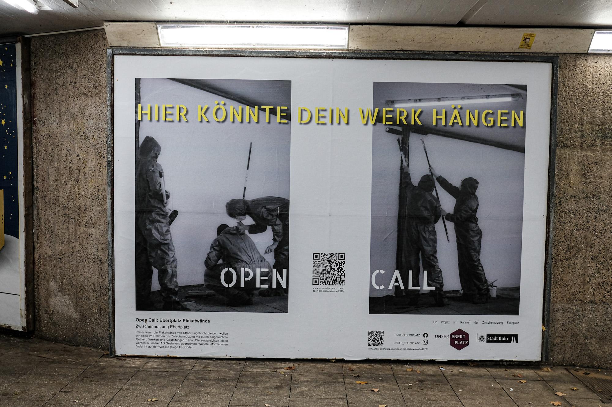Open Call | Okt 2020