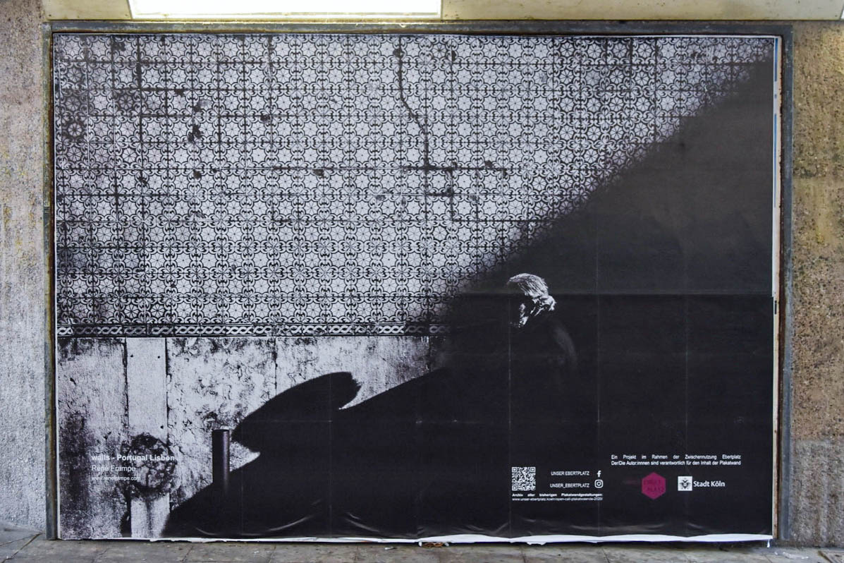 "Rene Frampe – ""walls – Portugal, Lisbon"" | August 2021"